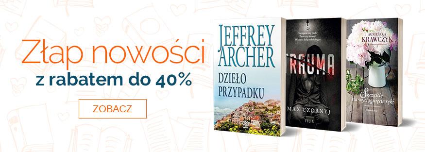 335724eb89830 Tanie i dobre książki - Tania Księgarnia Lideria.pl